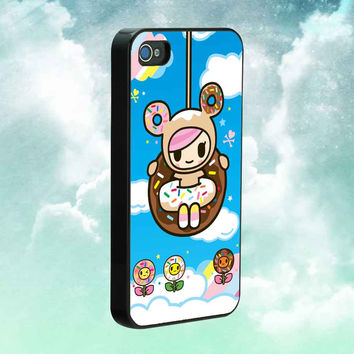 TOKIDOKI DONUTELLA AND FRIENDS iPhone Case And Samsung Galaxy Case