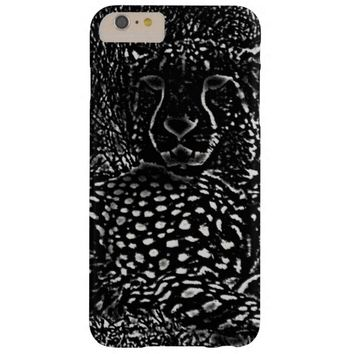 Cheetah Drawing iPhone 6 Plus Case