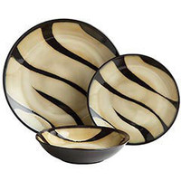 Pier 1 Imports - Product Details - Zebra Dinnerware