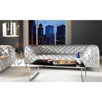 spazio living room - a modern, contemporary living room from chiasso