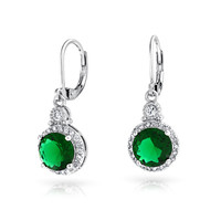 Bling Jewelry Green Ear Pastures