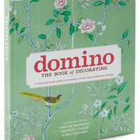domino: The Book of Decorating | Mod Retro Vintage Books | ModCloth.com