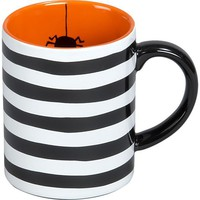 Eeek A Spider Mug in Halloween | Crate and Barrel