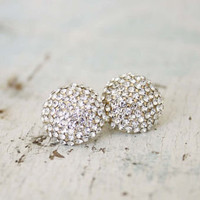 Stones Throw Earrings, Sweet Affordable Jewelry