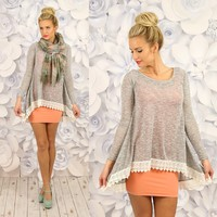 Could Be The Crochet Tunic