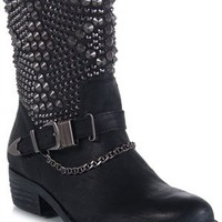 Sam Edelman Lockhart - Black Leather | Shop Sam Edelman Shoes