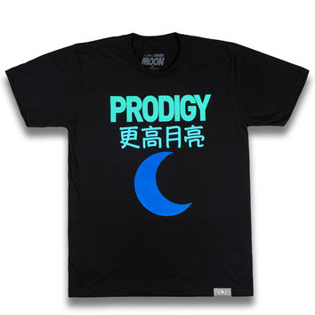 Prodigy Tee in Black