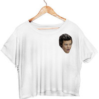 Harry What!? Crop Shirt