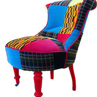 Squint and London Transport Museum Moquette Furniture Collaboration