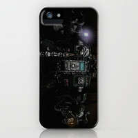 Death Incarnate iPhone Case by John Medbury (LAZY J Studios) | Society6