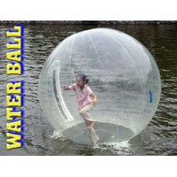 Amazon.com: Inflatable Water Ball - 7 Foot - Clear: Toys & Games