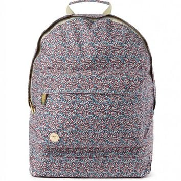 Mi-Pac Pepper Backpack in Liberty Fabric - Multi - Mi-Pac - Brands | Shop for Men's clothing | The Idle Man