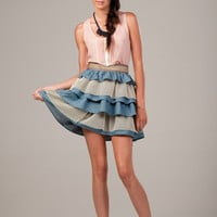 Tiered Skirt | Lucca Couture