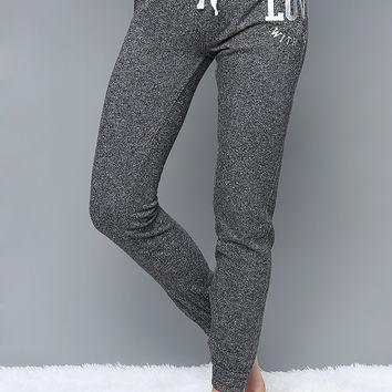 Forever Love Marled Sweatpants