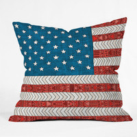 DENY Designs Home Accessories | Bianca Green USA Throw Pillow