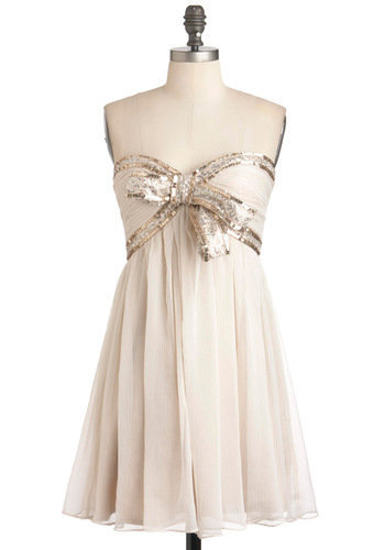 Elegance With a Sparkle Dress | Mod Retro Vintage Dresses | ModCloth.com