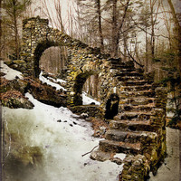 Stairway to Nowhere 8 x 10 Signed Photo Print by personacide