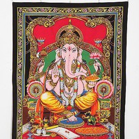 Ganesha Wall Tapestry