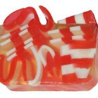 Peppermint Ribbon Soap