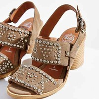 Jeffrey Campbell Preveza Sandal- Taupe