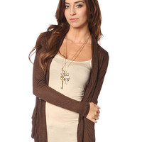 Papaya Clothing Online :: Soft Sheer Pocket Cardigan