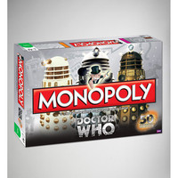 Dr. Who Monopoly Game Collector's Edition