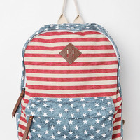 Steve Madden Faded Americana Backpack