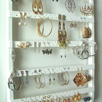 ELEGANT Earring Jewelry Holder / 90180 by JewelryHoldersForYou