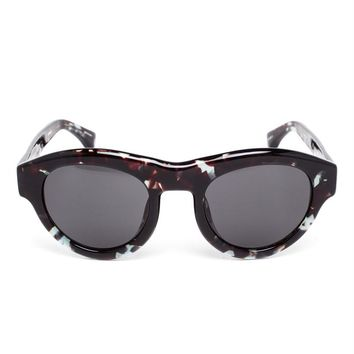 Linda Farrow X Dries Van Noten Tortoise Sunglasses - LINDA FARROW