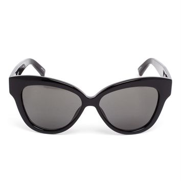 Luxe Cat Eye Sunglasses - LINDA FARROW