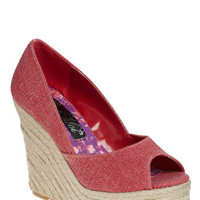 Toned Down Wedge | Mod Retro Vintage Wedges | ModCloth.com
