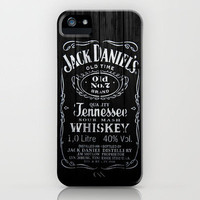 Jack Daniels II iPhone Case by Nicklas Gustafsson | Society6