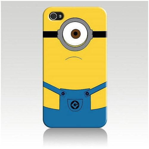 despicable me hard case cover skin for from amazon gifts. Black Bedroom Furniture Sets. Home Design Ideas