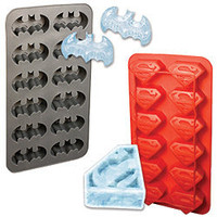 DC Comics Ice Cube Trays
