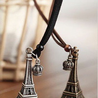 Eiffel Tower Pendant Necklaces  on Luulla