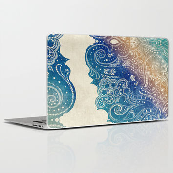 Mermaid Princess  Laptop & iPad Skin by Rskinner1122