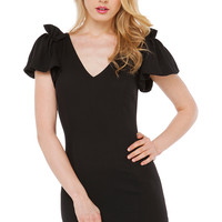 Don't Forget Bodycon Black Dress