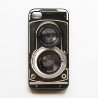 IPhone 4 Case Retro Twin Reflex Cam.. on Luulla