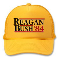 Reagan Bush '84 Hats from Zazzle.com