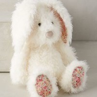 Wildflower Rabbit by Anthropologie White One Size Gifts