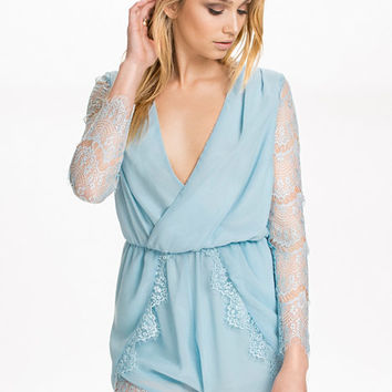 Bat Your Lashes Playsuit, NLY Trend