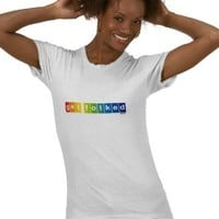 Queer As Folk design - GET FOLKED Tshirt from Zazzle.com