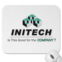 Initech - Office Space Mousepads from Zazzle.com