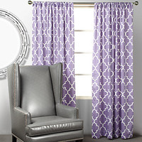 Z Gallerie - Mimosa Panels - Orchid