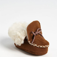 Ralph Lauren Layette Crib Shoe (Baby) | Nordstrom
