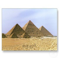 IMG6, egypt Postcards from Zazzle.com