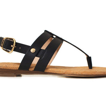 Avery Strappy Sandals