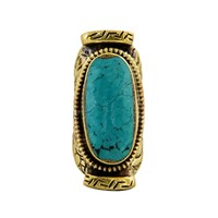 Natalie B. Saddle Ring in Turquoise | Boutique To You