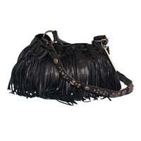McFadin Classic Fringe Bag with Vintage Strap | Boutique To You