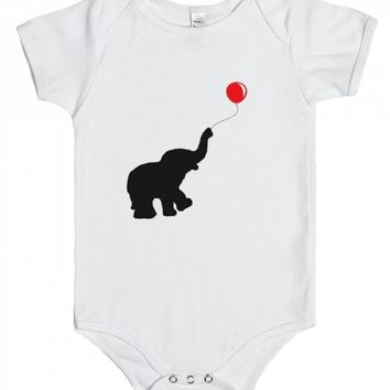 Baby Elephant with Balloon | One Piece | SKREENED